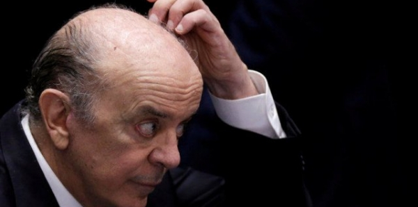 Supremo Tribunal Federal: Afastamento Imediato do Ministro José Serra
