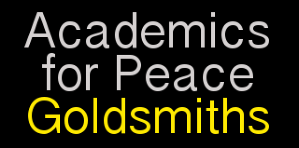 Goldsmiths College: Petition for two scholarships for politically persecuted PhD-students