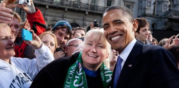 Dáil Éireann: Grant Honorary Irish Citizenship to President Barack Hussein Obama
