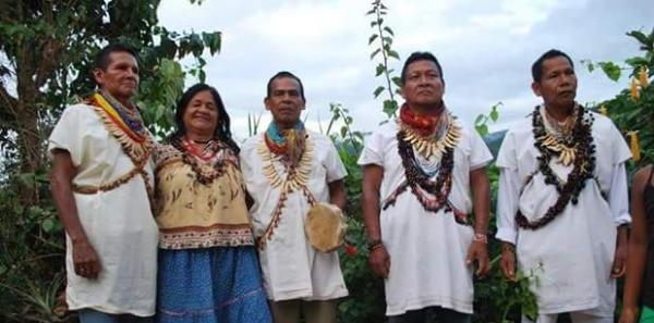 Pueblo indígena ZioBain (Siona), Resguardo Buenavista, Putumayo: Protección del territorio ZioBain y su población