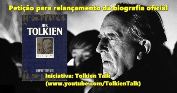 Editora Martins Fontes (Selo Martins) e Editora WMF Martins Fontes: Relançamento da biografia oficial de Tolkien (por Humphrey Carpenter)
