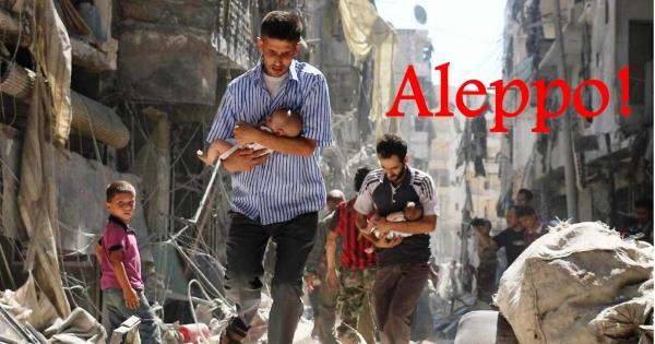 Rada Miejska w Bielsku-Białej: Chcemy przyjąć rodzinę uchodźców z syryjskiego Aleppo !