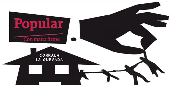 Director Territorial Andalucía Banco Popular y Director General Aliseda: Paremos el desahucio de la Corrala La Guevara! Amnistía Social!!