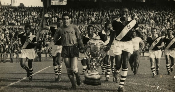 Vasco da Gama Campeão Intercontinental (1953/1957)