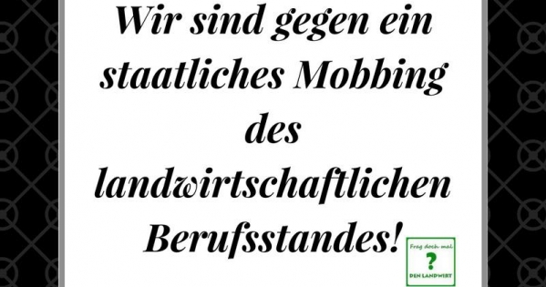 "Résultat de recherche d'images pour ""landwirtschaft bashing"""