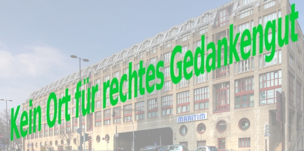 Maritim Hotel Köln: Kein AFD Bundesparteitag 2017 im Kölner Maritim Hotel
