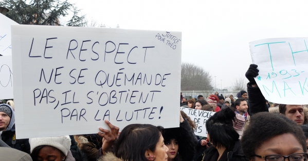A l'ensemble des parlementaires de France, à l'ensemble des citoyens-ne-s: JUSTICE POUR THEO : UNE COMMISSION D'ENQUETE DOIT FAIRE TOUTE LA LUMIERE