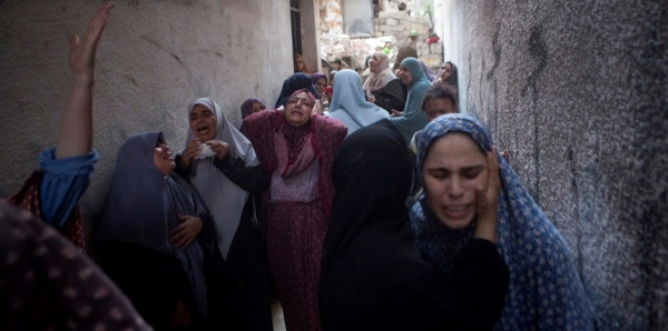 António Guterres and Federica Mogherini: Women demand: End the Siege on Gaza!