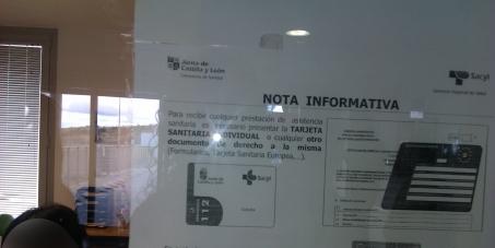 Contra la discriminación sanitaria en Segovia