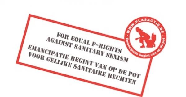 Voor Gelijke Sanitaire Rechten tussen vrouwen & mannen: Tegen Sanitair Seksisme