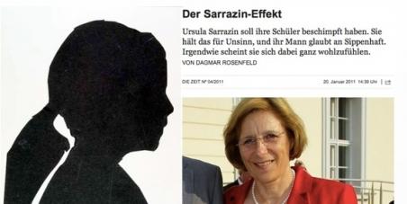 Ursula Sarrazin & Verlagsgruppe Random House GmbH/Bertelsmann:Beenden Sie die Hexenjagd auf ein minderjähriges Kind!