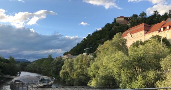 Siegfried Nagl, Mayor of Graz, Austria: Don't axe 10,000 trees!