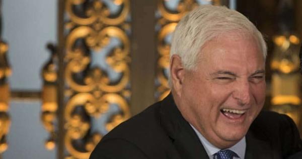 Presidente del Parlamento Centroamericano (PARLACEN): ¡Expulse a Ricardo Martinelli!