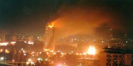 Europäische Gerichtshof : WIR KLAGEN NATO -Entschädigung für die bombardierung von Serbien und Serbischen Republik