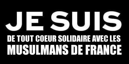 Non à la stigmatisation des musulman-e-s, Non à la manifestation islamophobe du 18/01