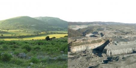 NO a la Megaminería en Uruguay