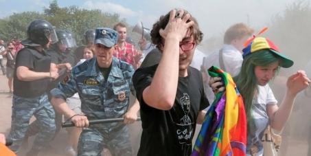 Peticion mundial para descriminalizar la homosexualidad en todos los paise del mundo!