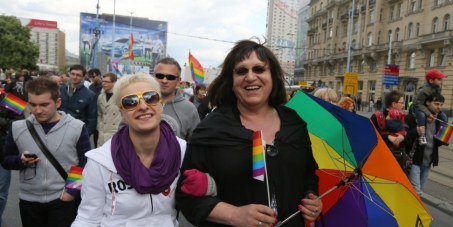 Sign for legalization of civil partnerships in Poland!