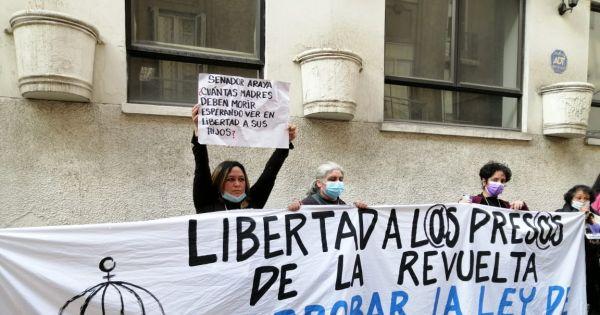 LIBERTAD A LXS PRESXS POLÍTICXS AHORA