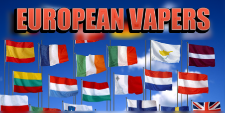 Ecigs to be General Use products in Europe.