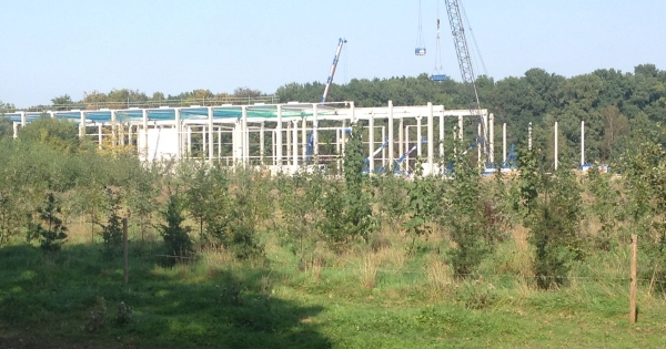 Minister Schauvliege: Red het Ferrarisbos te Wilrijk aub