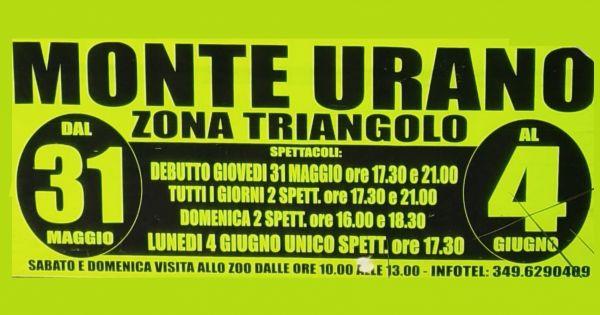 Comune di Monte Urano: no al circo con animali a Monte Urano