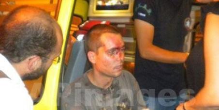 STOP aux violences infligées aux immigrés en Grèce!!!