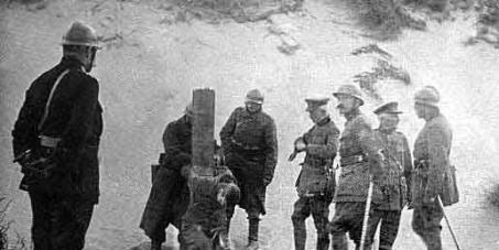 Réhabiliter les fusillés de la guerre 1914/1918