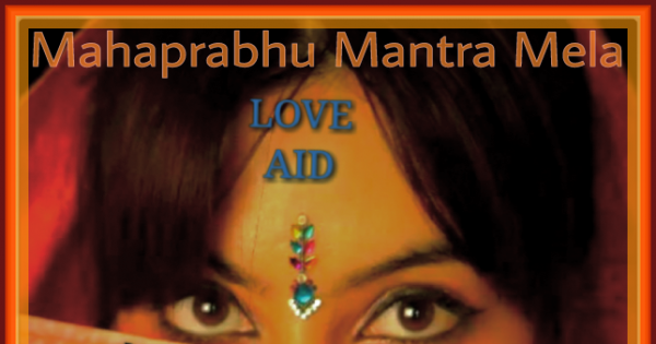 For our ultimate Peace, Prosperity & Progress, let us co-create LOVE AID in honour of Mother Earth!