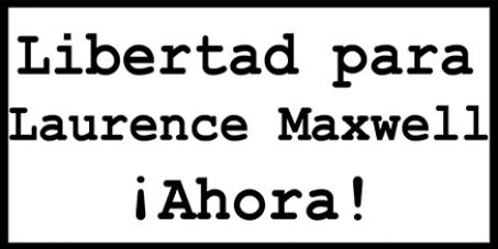 Liberación de Laurence Maxwell y juicio íntegro para los 11 detenidos del 20 de noviembre en México D.F.