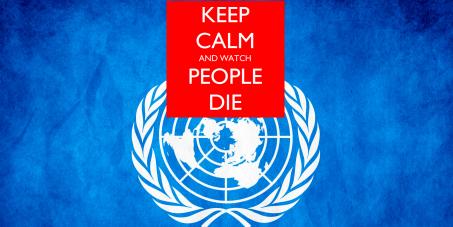 Réformez le conseil de sécurité de l'ONU !
