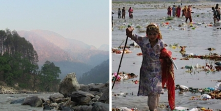 Save the Ganga River. Support the National Ganga Rights Act
