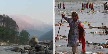 Save the Ganga River. Support the National Ganga Rights Act