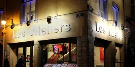 Soutien au Théâtre Les Ateliers, Lyon