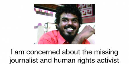 Government of the Maldives: Find Ahmed Rilwan #FindMoyameehaa