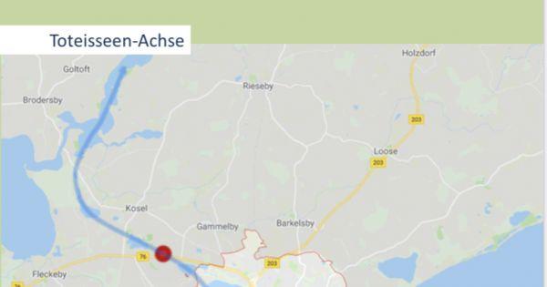 Größte Deponie von SH am Stadtrand von Eckernförde geplant