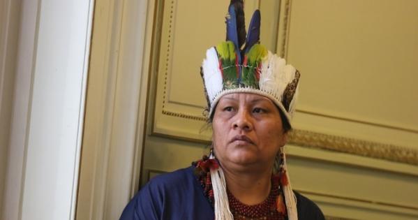 Président de la République Française et Michel Forst rapporteur de l'ONU: sauvez le peuple Guarani-Kaiowa et sauvez la forêt amazonienne