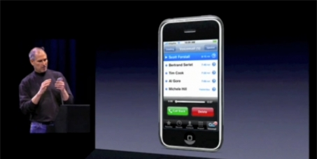 Vivo S.A.: Visual Voice Mail no iPhone