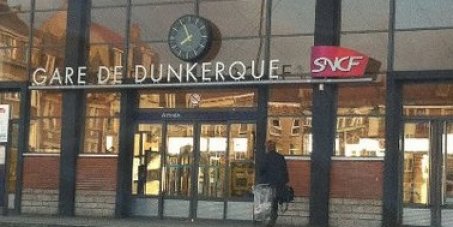 Nous exigeons la réouverture de la ligne de train Dunkerque-Belgique !