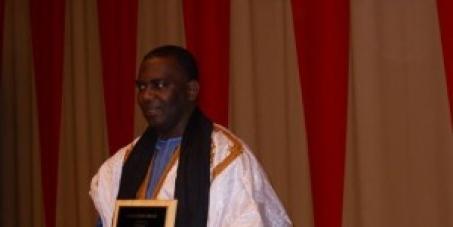 Le gouvernement mauritanien: Libérez Biram Dah ABEID, prix 2013 des droits de l'homme de l'ONU.