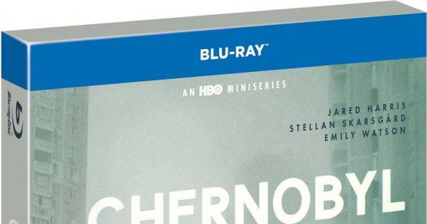Chernobyl em DVD e Blu-ray no BRASIL