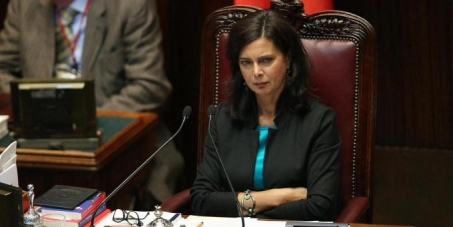 Dimissioni On. Laura Boldrini