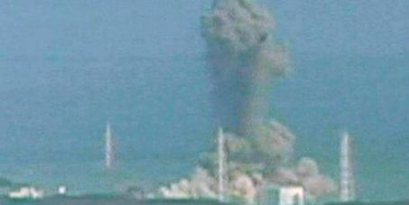 Pour la réalisation d'un sarcophage autour des 3 réacteurs fusionnés de Fukushima (+le n°4)