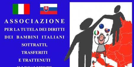 Chiediamo all'Europa e soprattutto allo Stato slovacco di far rispettare le convenzioni internazionali sulle sottrazioni