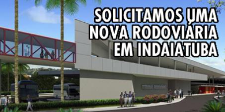 Solicitamos a construção de uma Nova Rodoviária em Indaiatuba