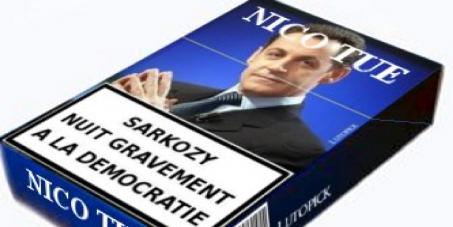 Reprendrez-vous encore un peu de Sarkozy ? Non merci, j'en suis déjà bien gavé !