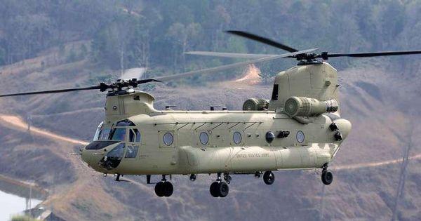Bundesregierung : Nächtlicher Fluglärm durch US-Truppen
