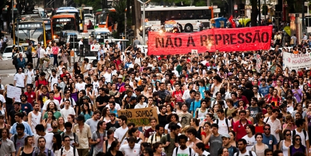 Petição: Pela retirada imediata da denúncia do MP aos 72 estudantes da USP por formação de quadrilha