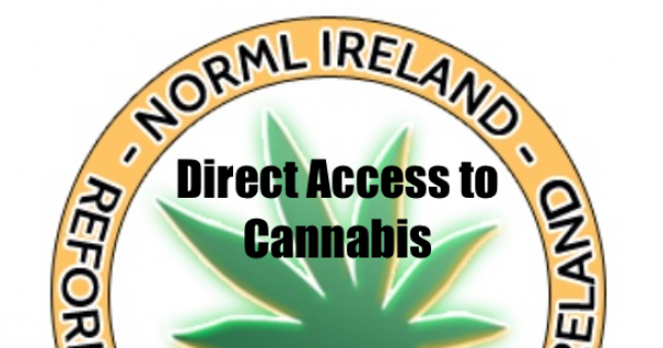 Direct Access to whole plant Cannabis in Ireland.
