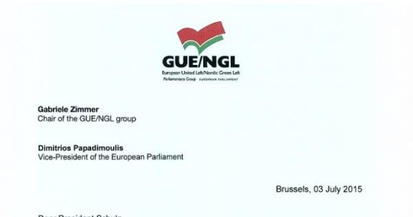 European Parliament: Investigate EP President Schulz